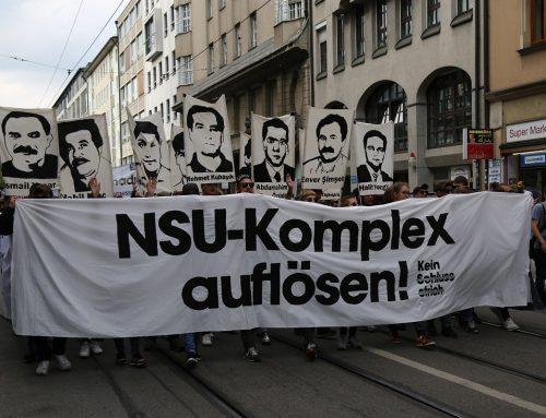 NSU-Protokoll über Terror von rechts