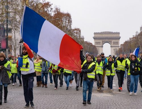 Frankreich in unruhigen Zeiten