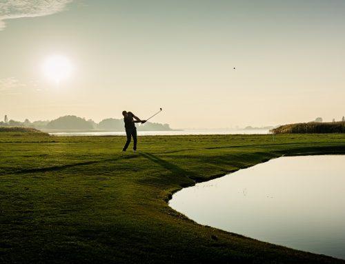Golfträume im Kopf
