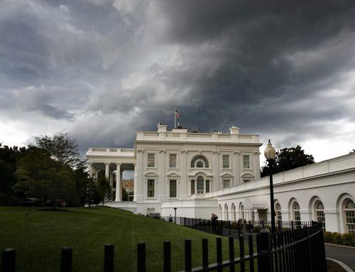 Zwei Welten im Weißen Haus
