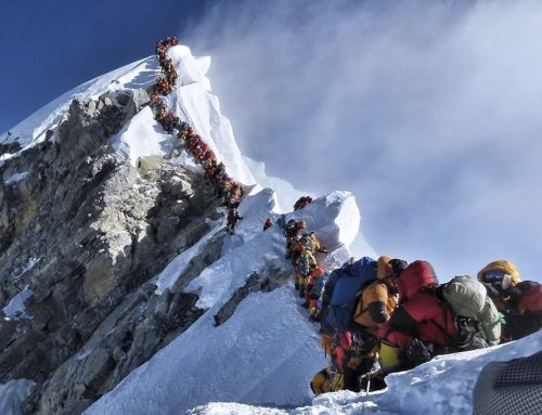 Rettet die Berge, ohne Gipfel zu besteigen