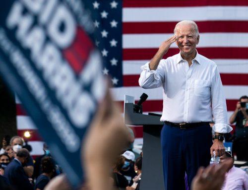 Joe Biden und der tiefe Graben
